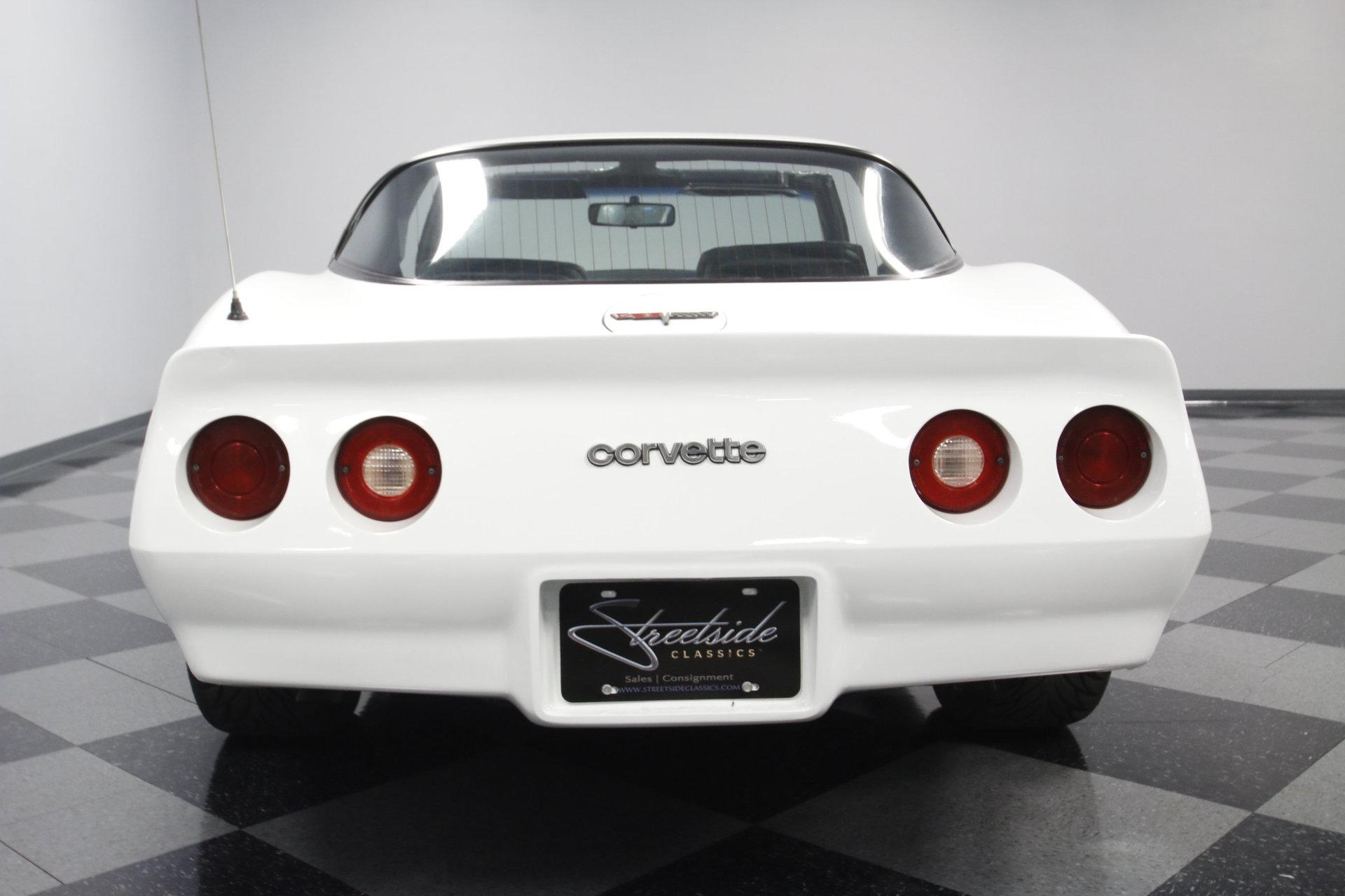 1981 Chevrolet Corvette | My Classic Garage