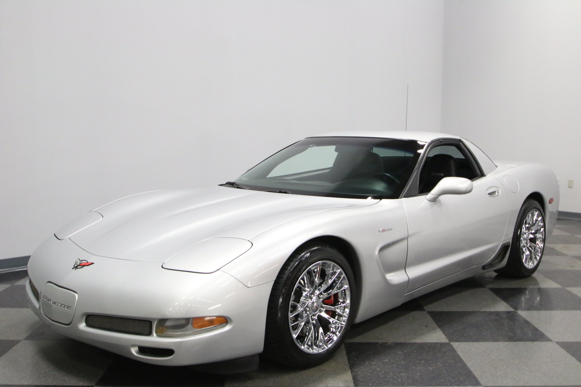 2001 Chevrolet Corvette Streetside Classics The Nations Trusted Fuel Filter View 360