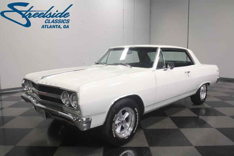 For Sale: 1965 Chevrolet Malibu