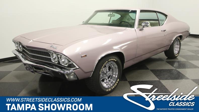 For Sale: 1969 Chevrolet Malibu