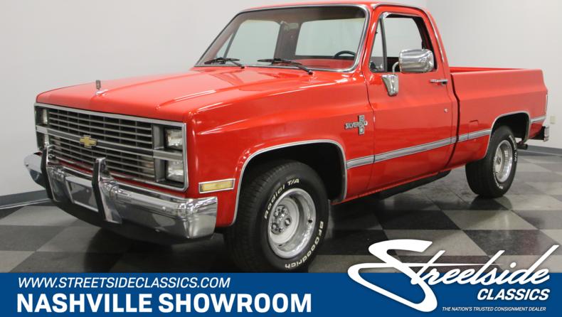 For Sale: 1984 Chevrolet C10