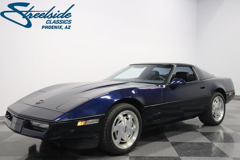 For Sale: 1989 Chevrolet Corvette