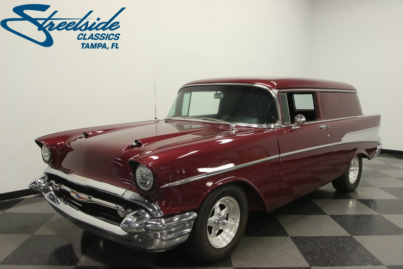 For Sale: 1957 Chevrolet Sedan Delivery
