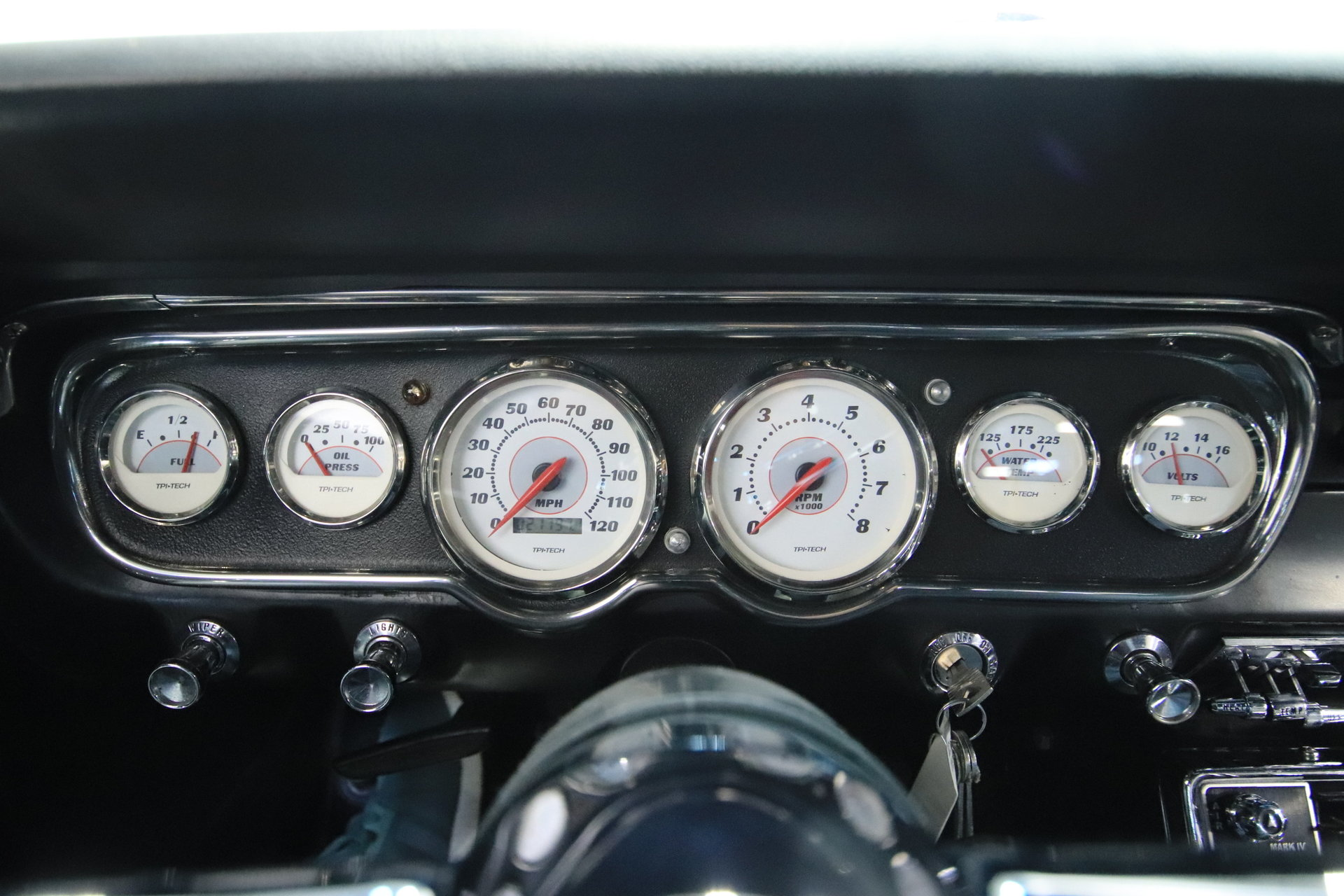 1965 Ford Mustang Streetside Classics The Nations Trusted 0 5 Tach Wiring View 360
