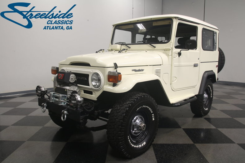 For Sale: 1978 Toyota FJ40