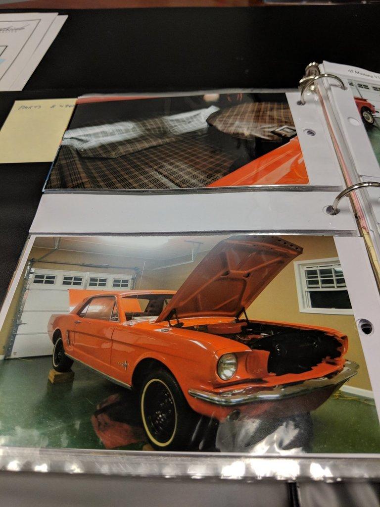 1965 Ford Mustang | Streetside Classics - Classic & Exotic Car ...
