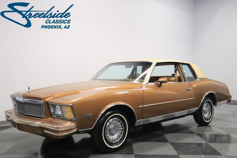For Sale: 1979 Chevrolet Monte Carlo