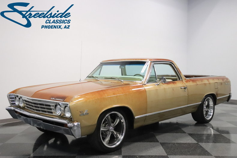 For Sale: 1967 Chevrolet El Camino