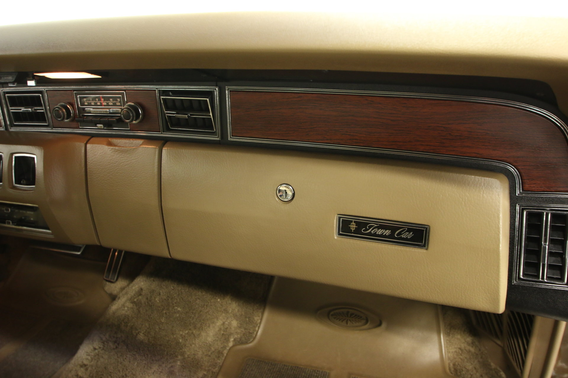 1973 Lincoln Continental Town Car For Sale 80901 Mcg