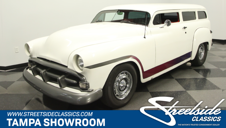 For Sale: 1951 Plymouth Custom