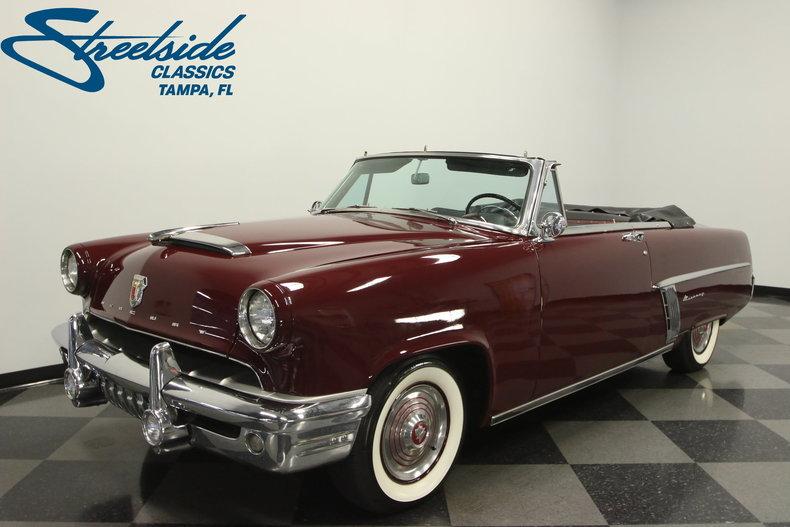 For Sale: 1952 Mercury Monterey