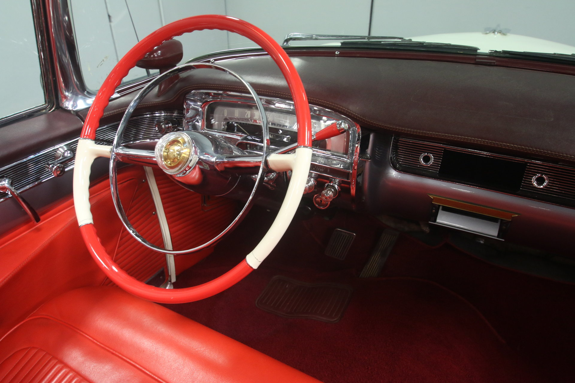 1954 Cadillac Eldorado Streetside Classics The Nations Trusted El Dorado For Sale Spincar View 360