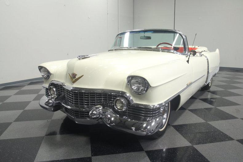 1954 Cadillac Eldorado 19