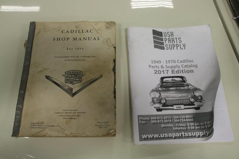1954 Cadillac Eldorado 76