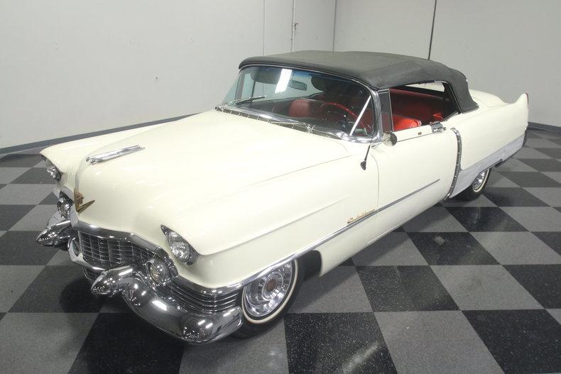 1954 Cadillac Eldorado 21