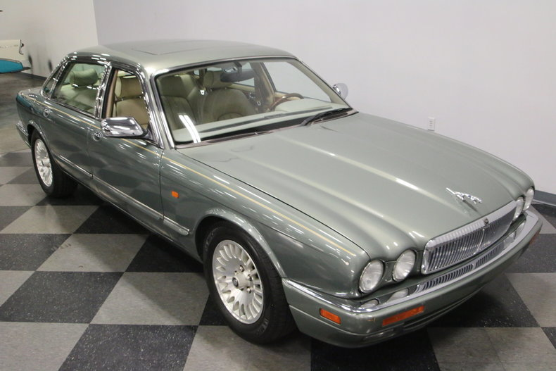 Great 1996 Jaguar XJ 27