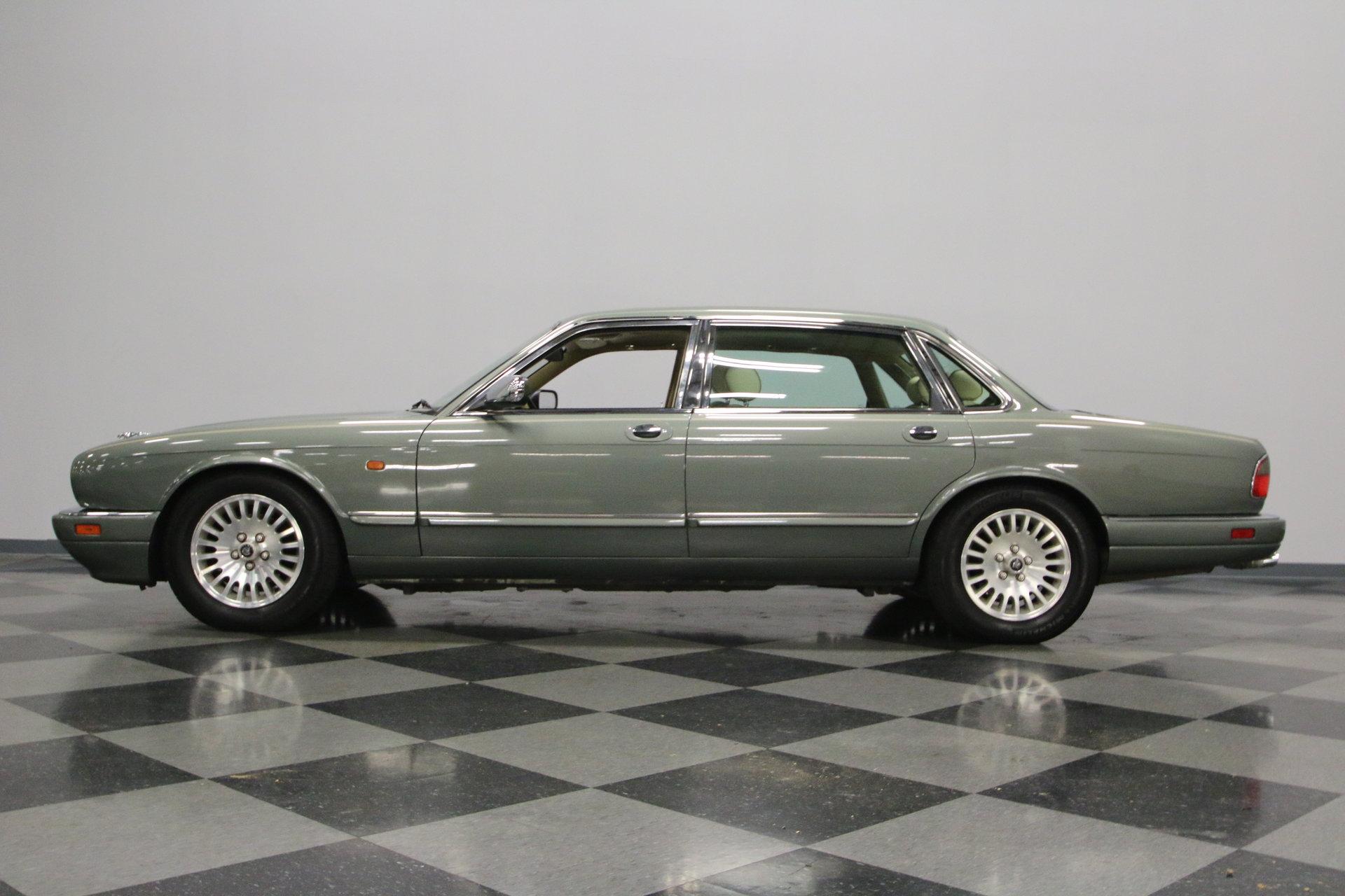 1996 Jaguar Xj Streetside Classics The Nations Trusted Classic Xj6 Vanden Plas Show More Photos