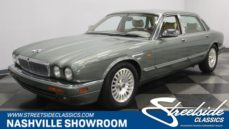 For Sale: 1996 Jaguar XJ