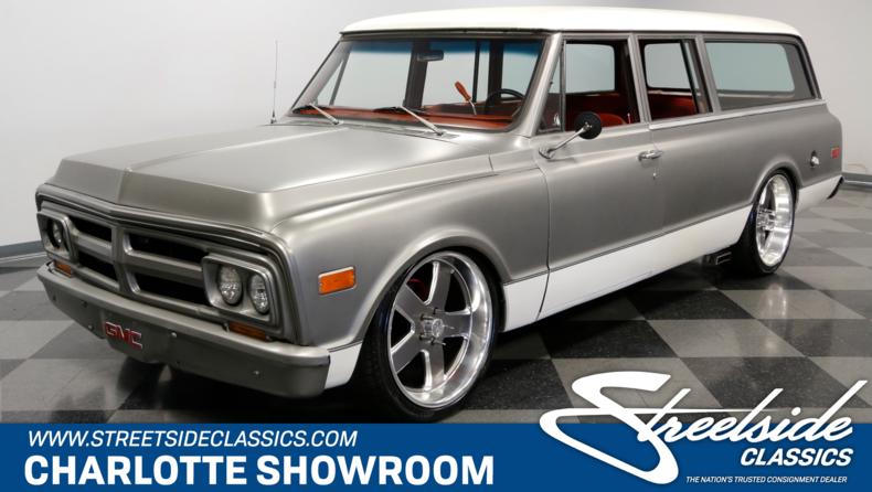 For Sale: 1971 GMC Suburban