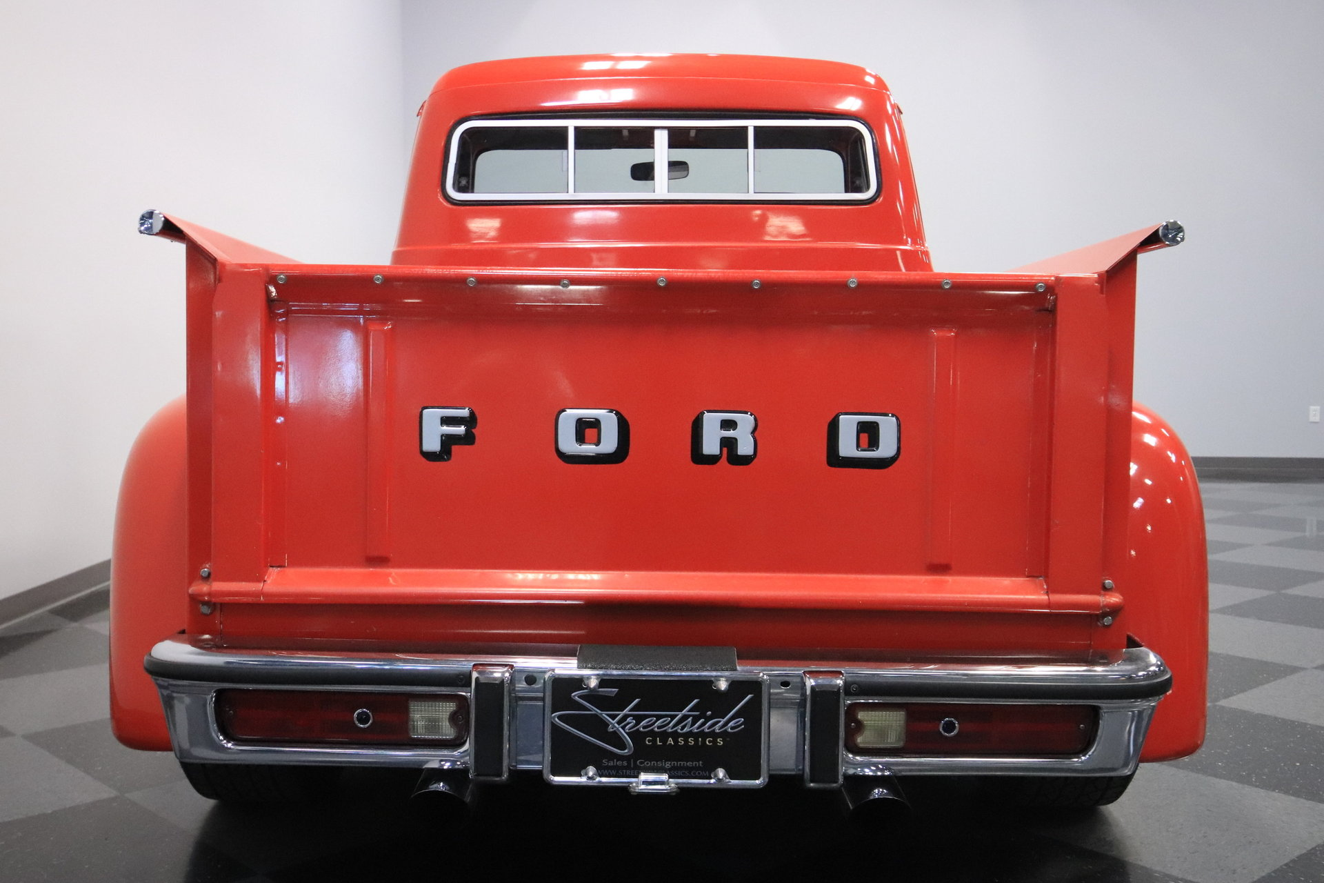 1955 Ford F 100 Streetside Classics The Nations Trusted Classic F100 Step Bed Show More Photos