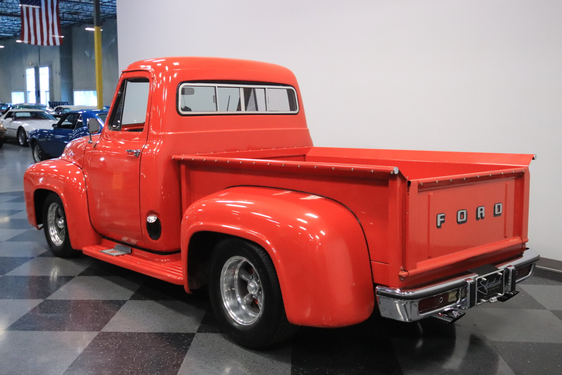 1955 Ford F 100 Berlin Motors F100 Running Boards For Sale