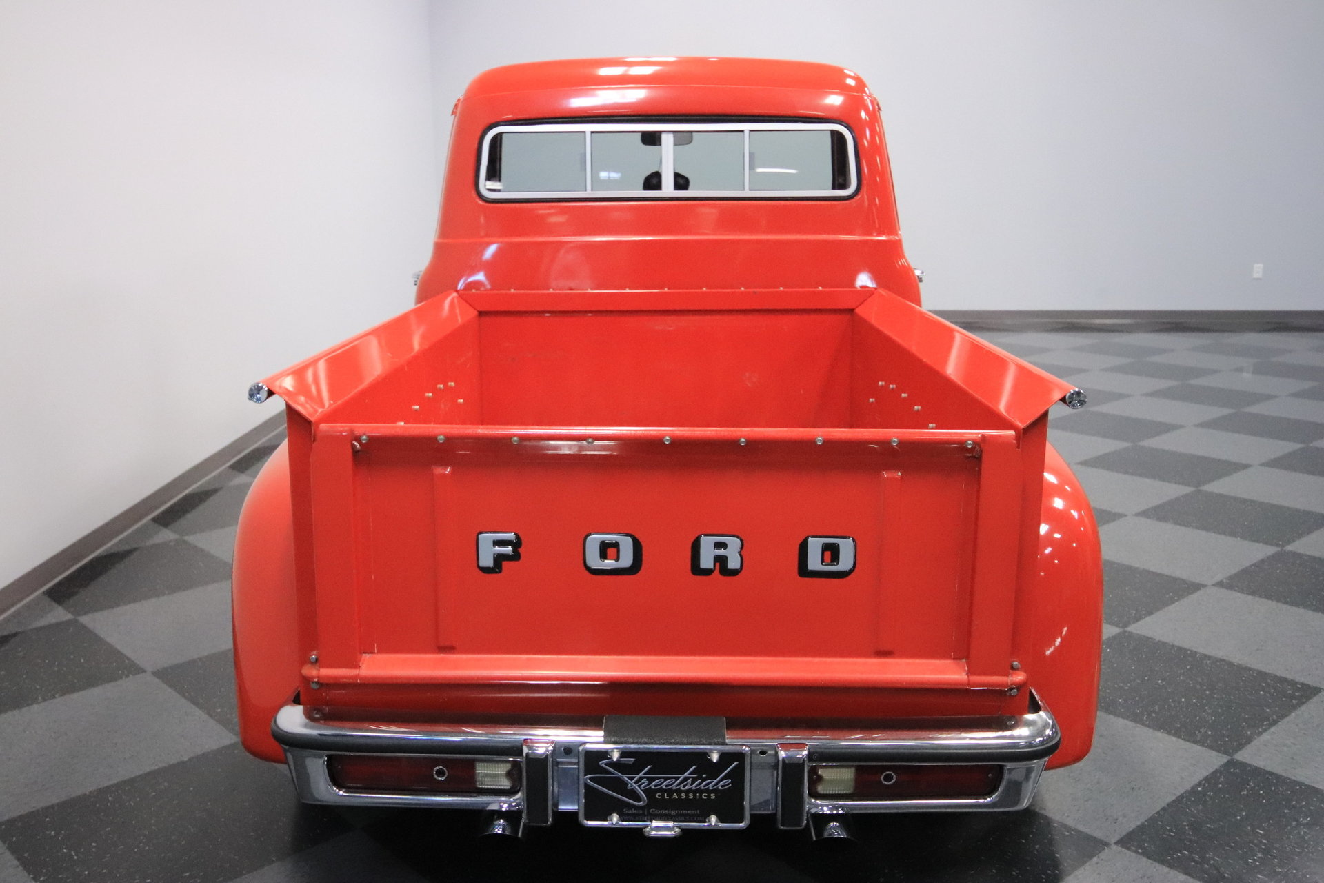 1955 Ford F 100 Streetside Classics The Nations Trusted Classic F100 Sale View 360