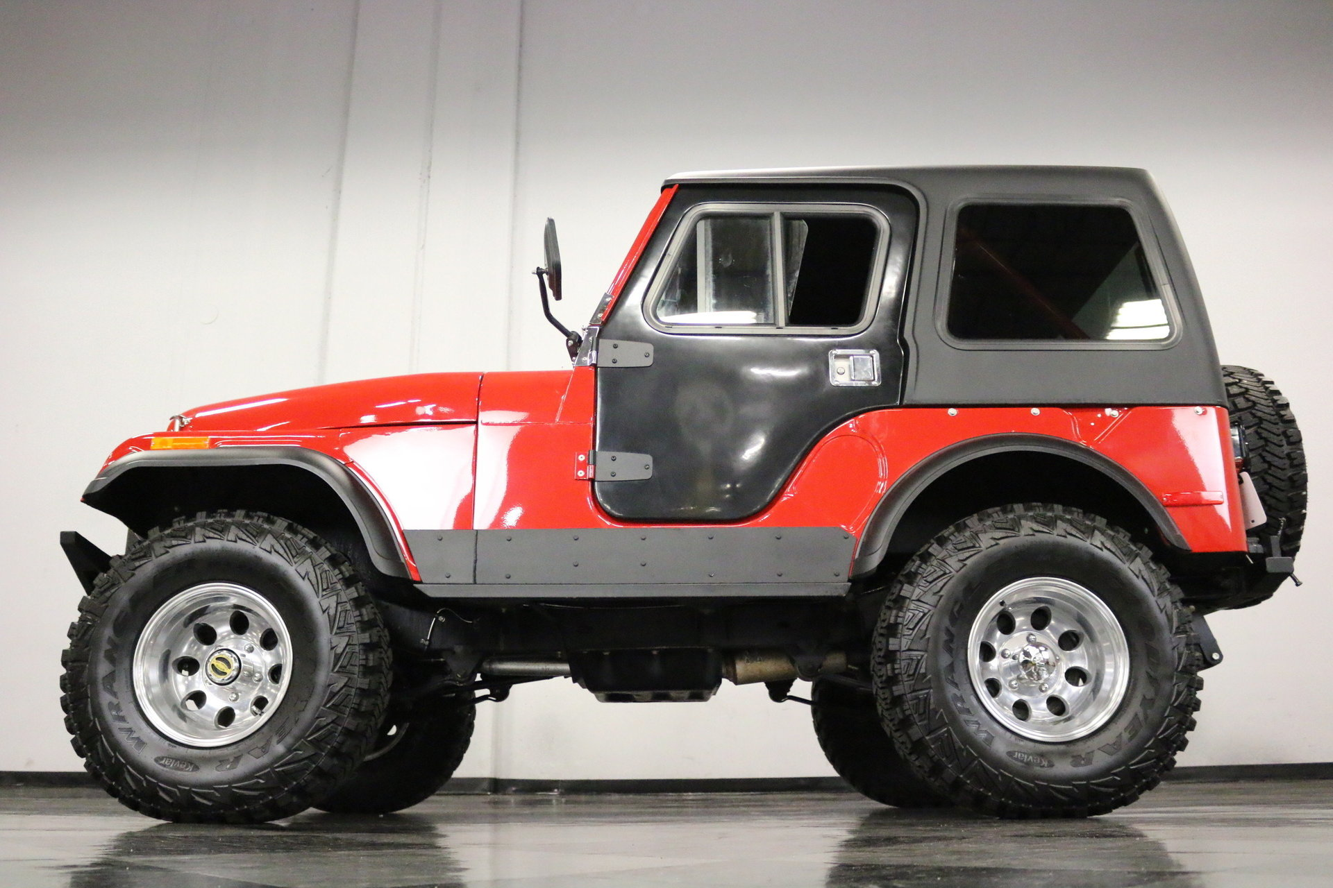 1977 Jeep Cj5 For Sale  81645