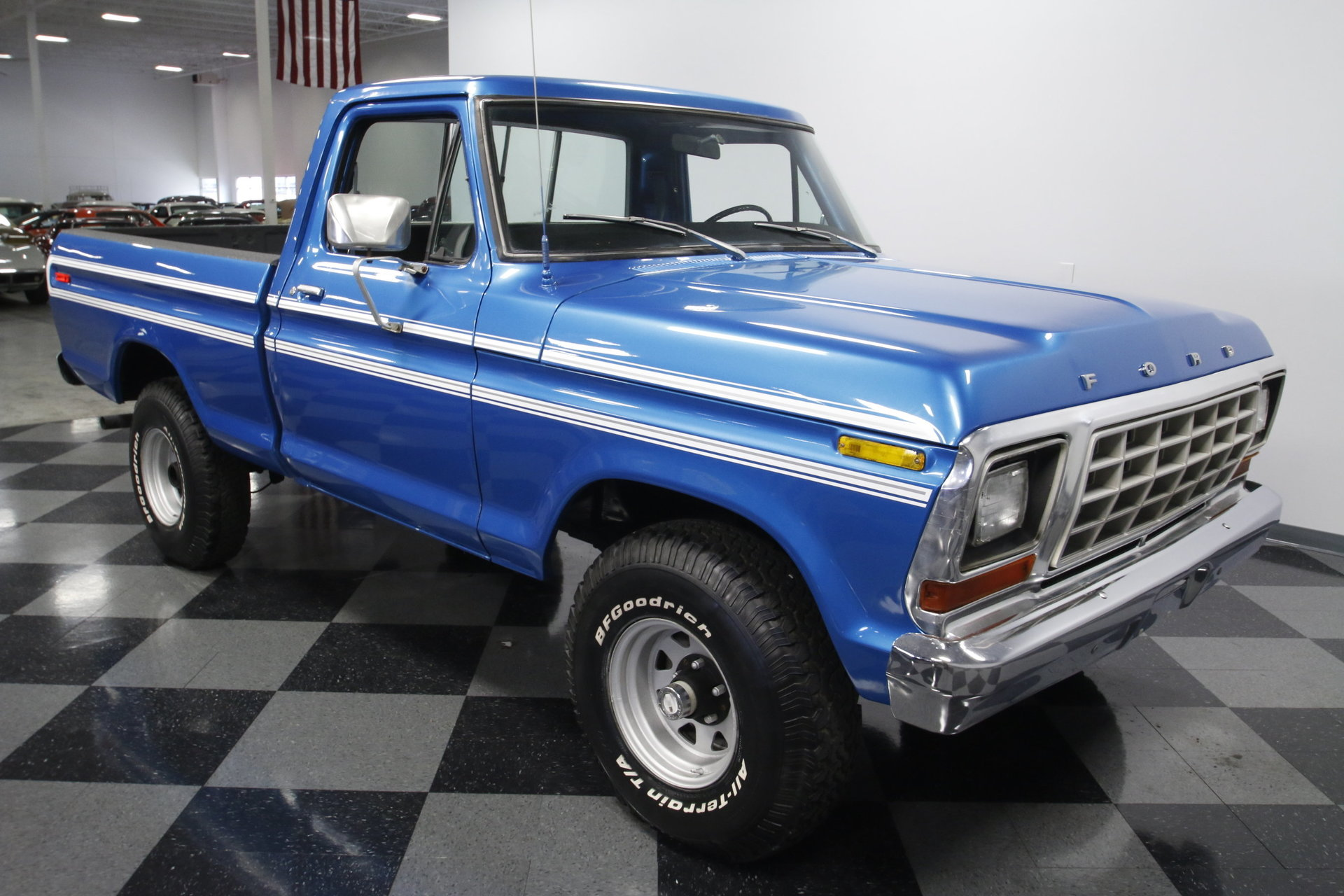 1979 Ford F-150 4x4 for sale #81403   MCG