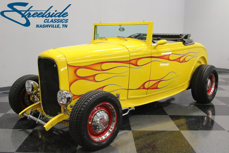 For Sale: 1932 Ford Cabriolet