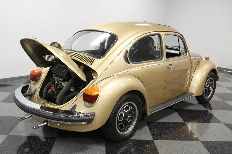 1974 volkswagen super beetle for sale 81272 mcg. Black Bedroom Furniture Sets. Home Design Ideas