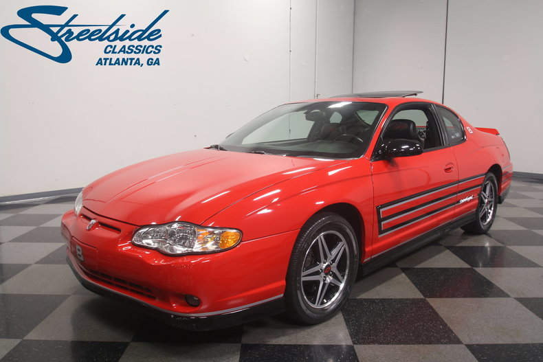 For Sale: 2004 Chevrolet Monte Carlo