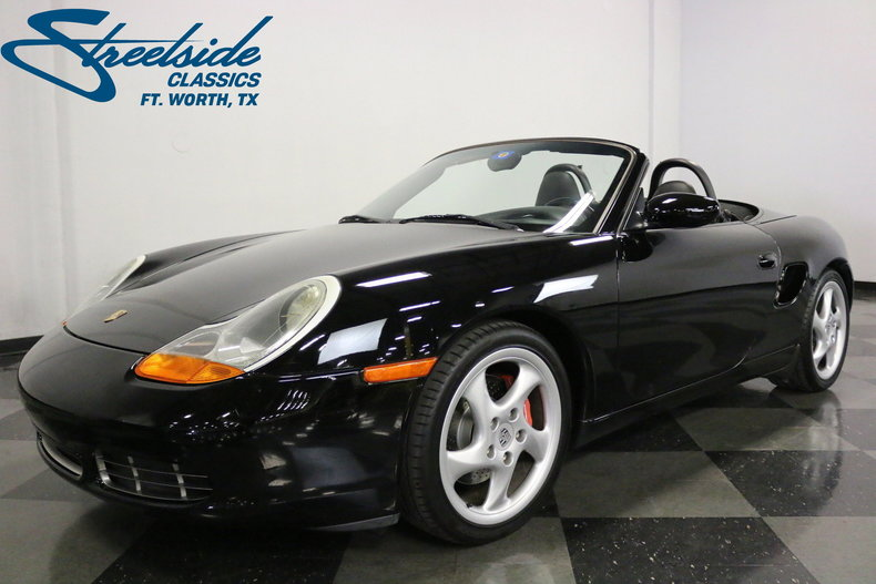 For Sale: 2001 Porsche Boxster