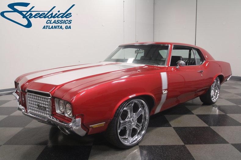 For Sale: 1971 Oldsmobile Cutlass