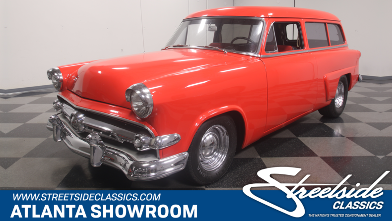 For Sale: 1954 Ford Ranch Wagon