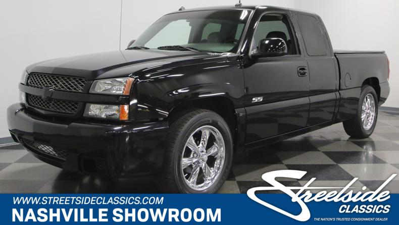 For Sale: 2003 Chevrolet Silverado