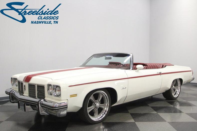 For Sale: 1975 Oldsmobile Delta 88 Royale