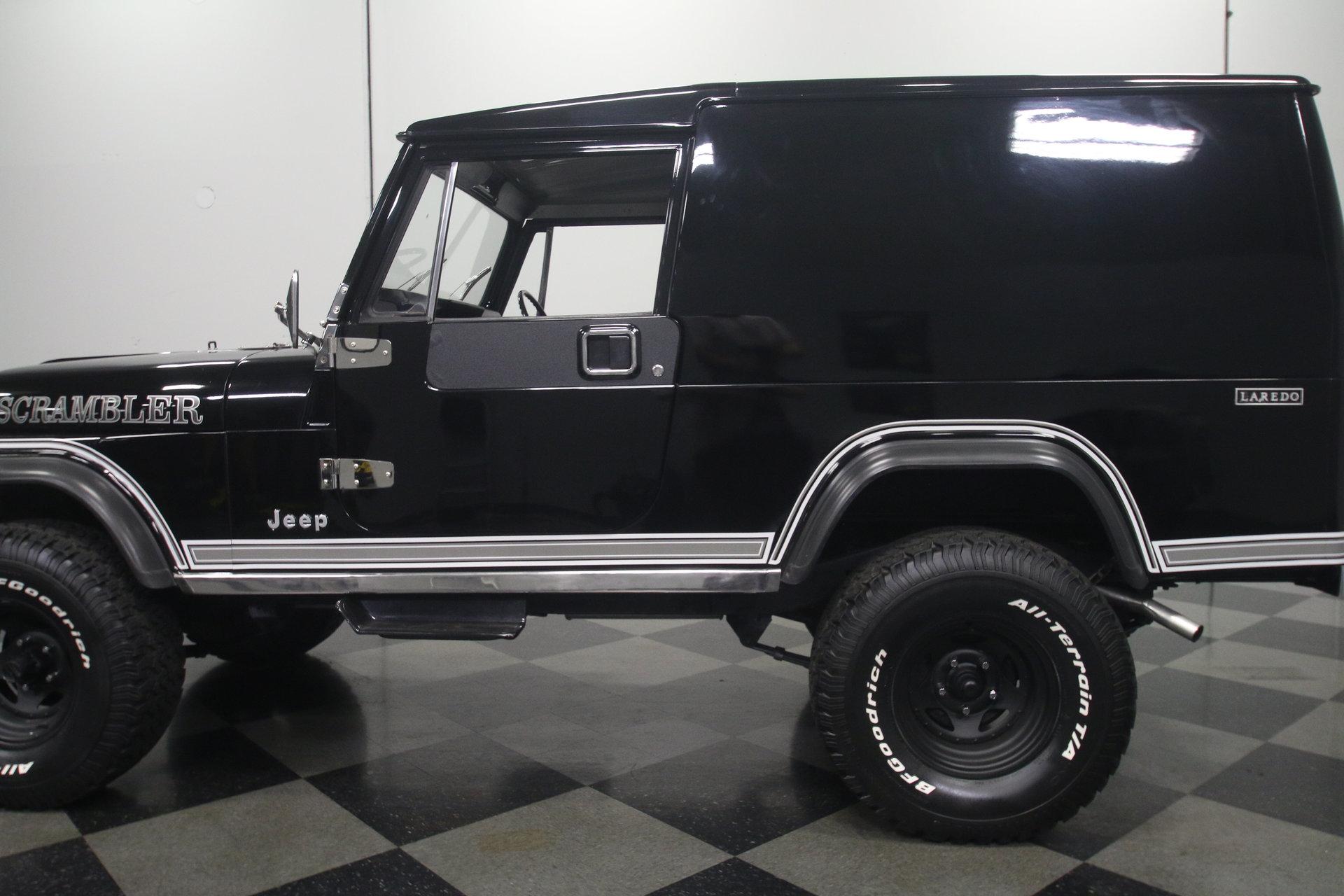 1984 Cj8 Black Scrambler Wiring Harness Jeep Streetside Classics The Nations Trusted Classic 1920x1280
