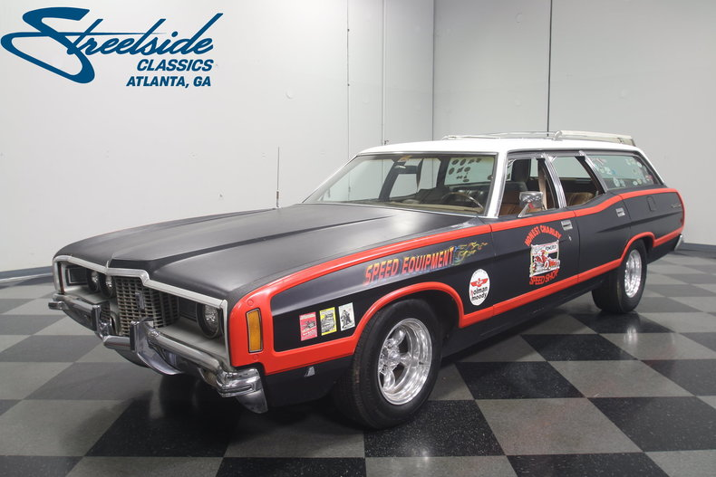 For Sale: 1971 Ford LTD