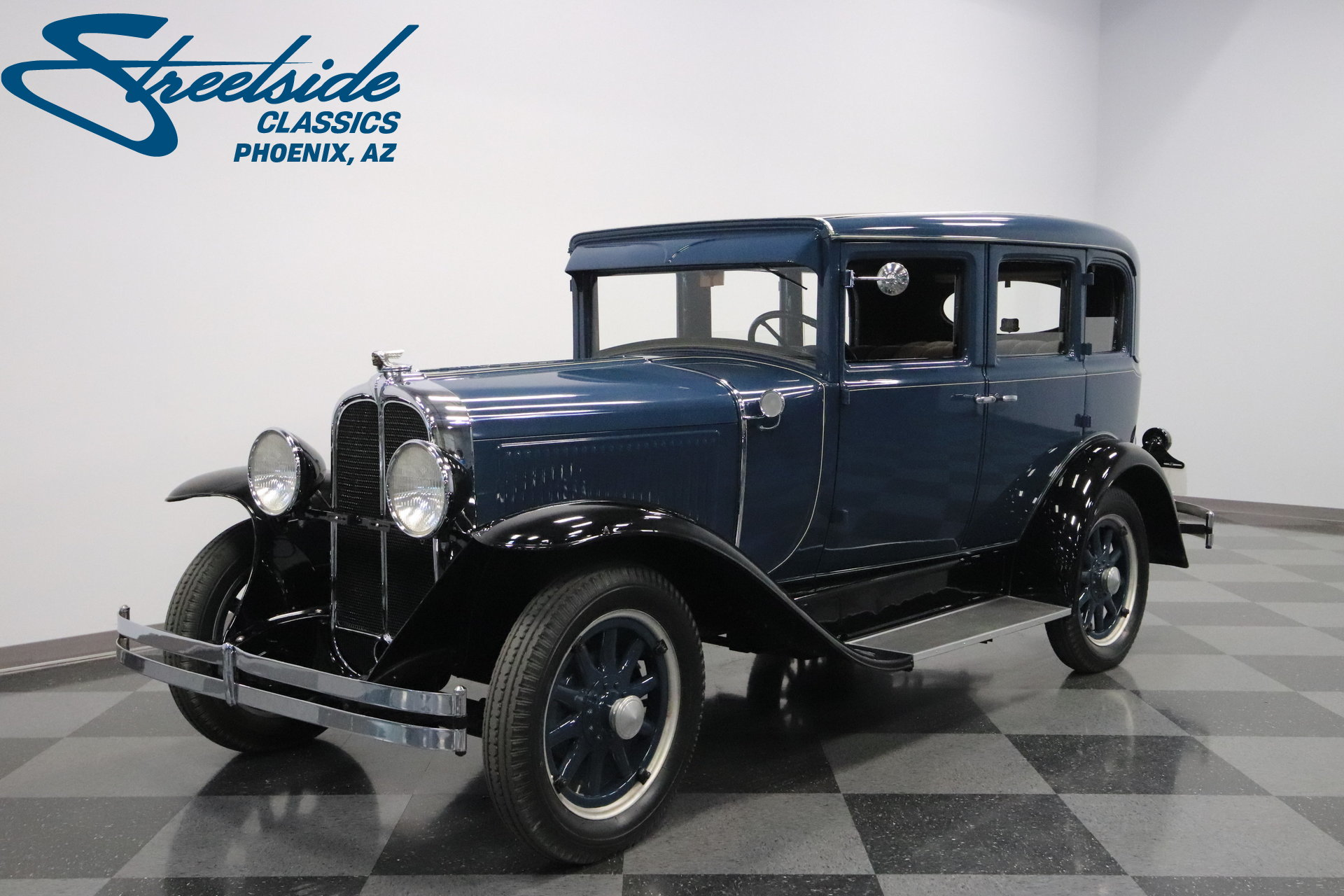 1929 Pontiac Sedan | Streetside Classics - The Nation\'s Trusted ...