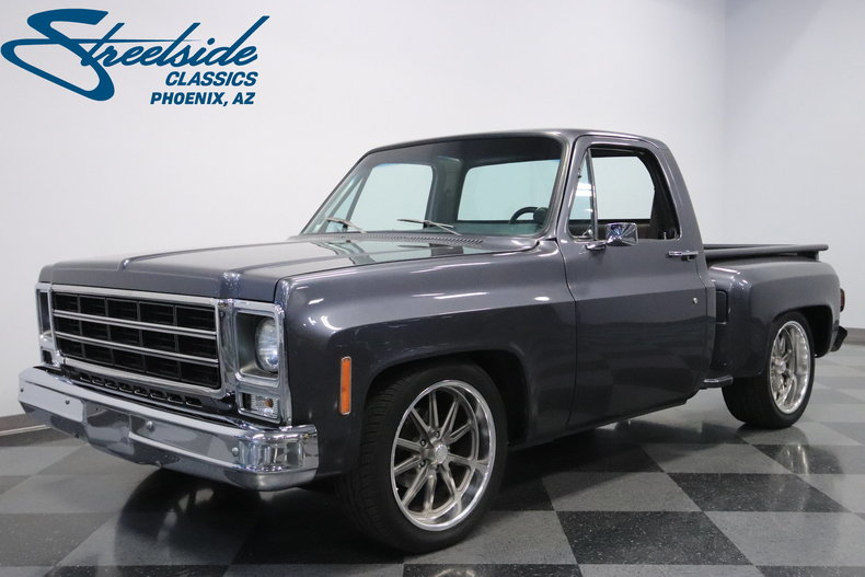 1979 chevy stepside for sale