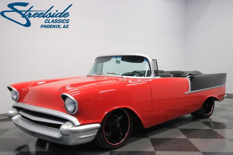 For Sale: 1957 Chevrolet Bel Air