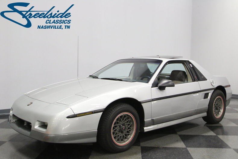 For Sale: 1985 Pontiac Fiero