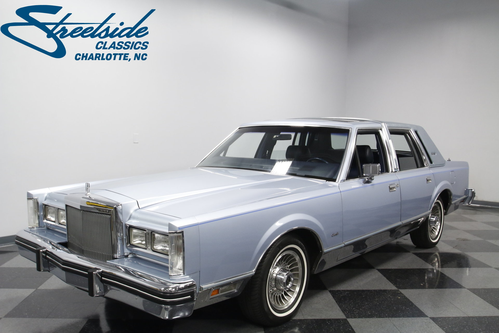 1984 Lincoln Town Car | My Classic Garage