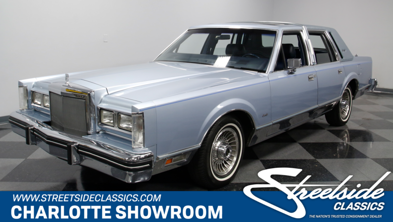 For Sale: 1984 Lincoln Town Car