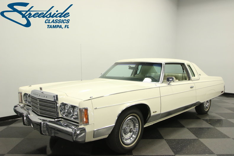 For Sale: 1974 Chrysler New Yorker Brougham