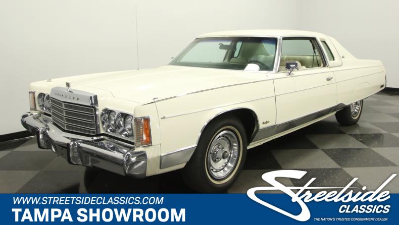 For Sale: 1974 Chrysler New Yorker