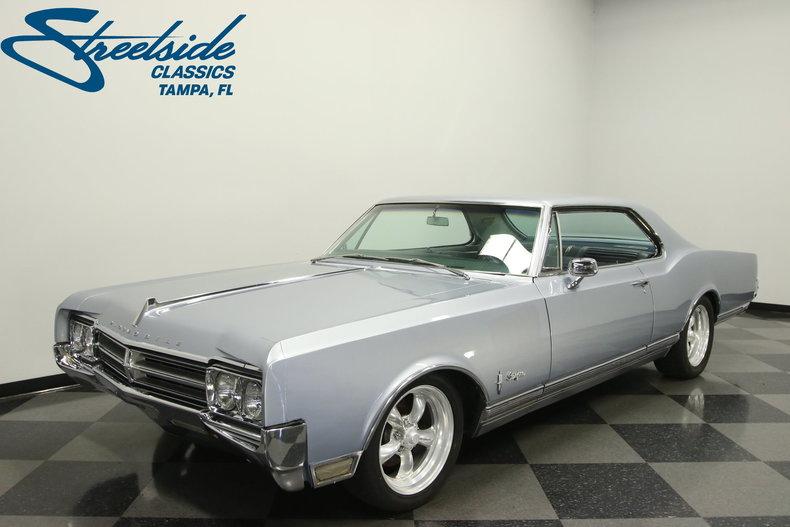 For Sale: 1965 Oldsmobile Starfire