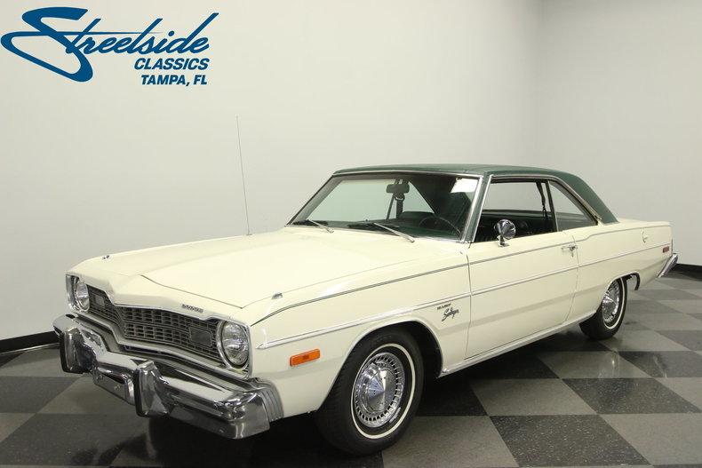 For Sale: 1974 Dodge Dart