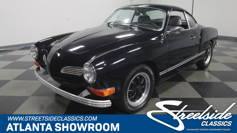 For Sale: 1972 Volkswagen Karmann Ghia