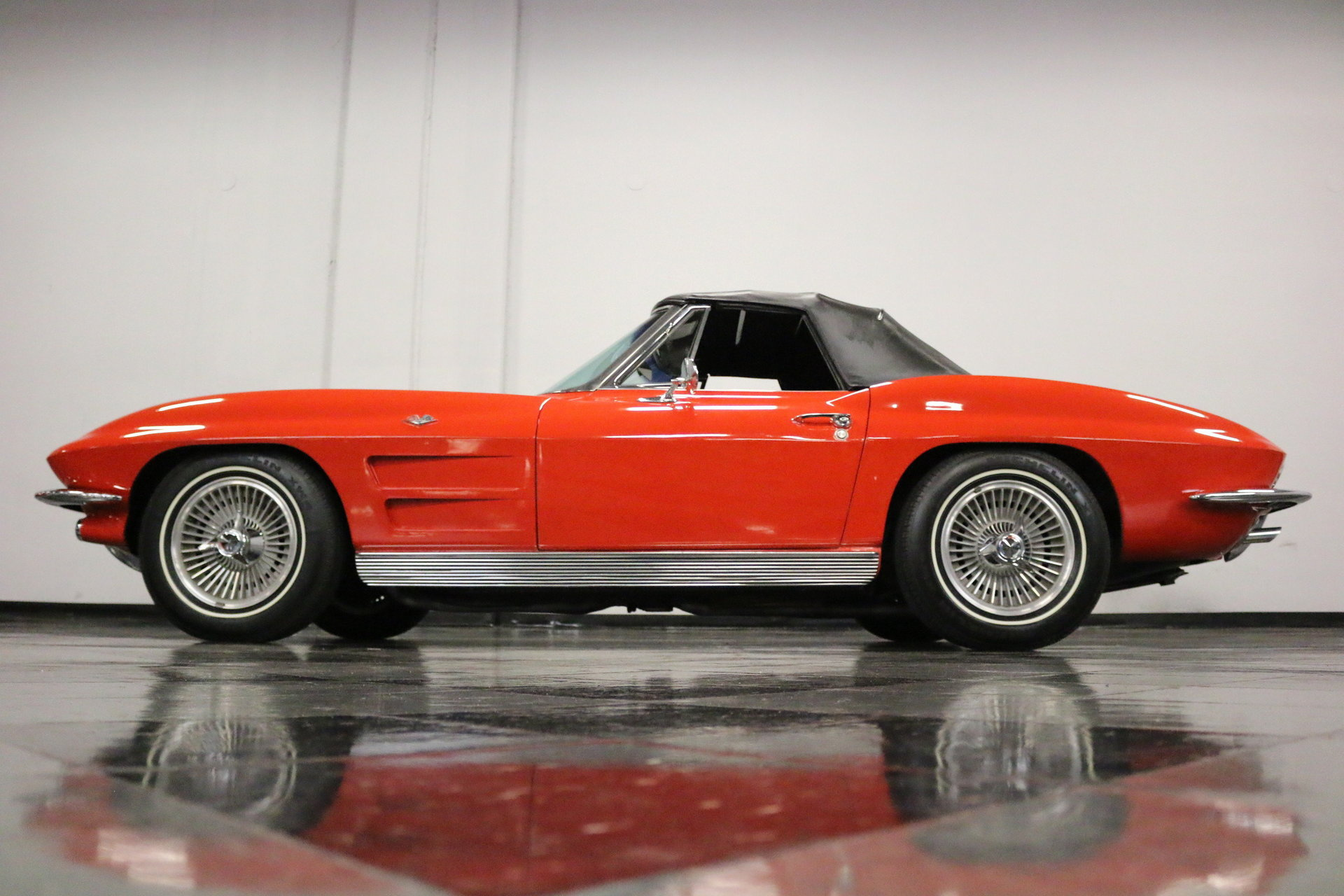 Car Shows Dfw >> 1963 Chevrolet Corvette | Streetside Classics - The Nation's Trusted Classic Car Consignment Dealer